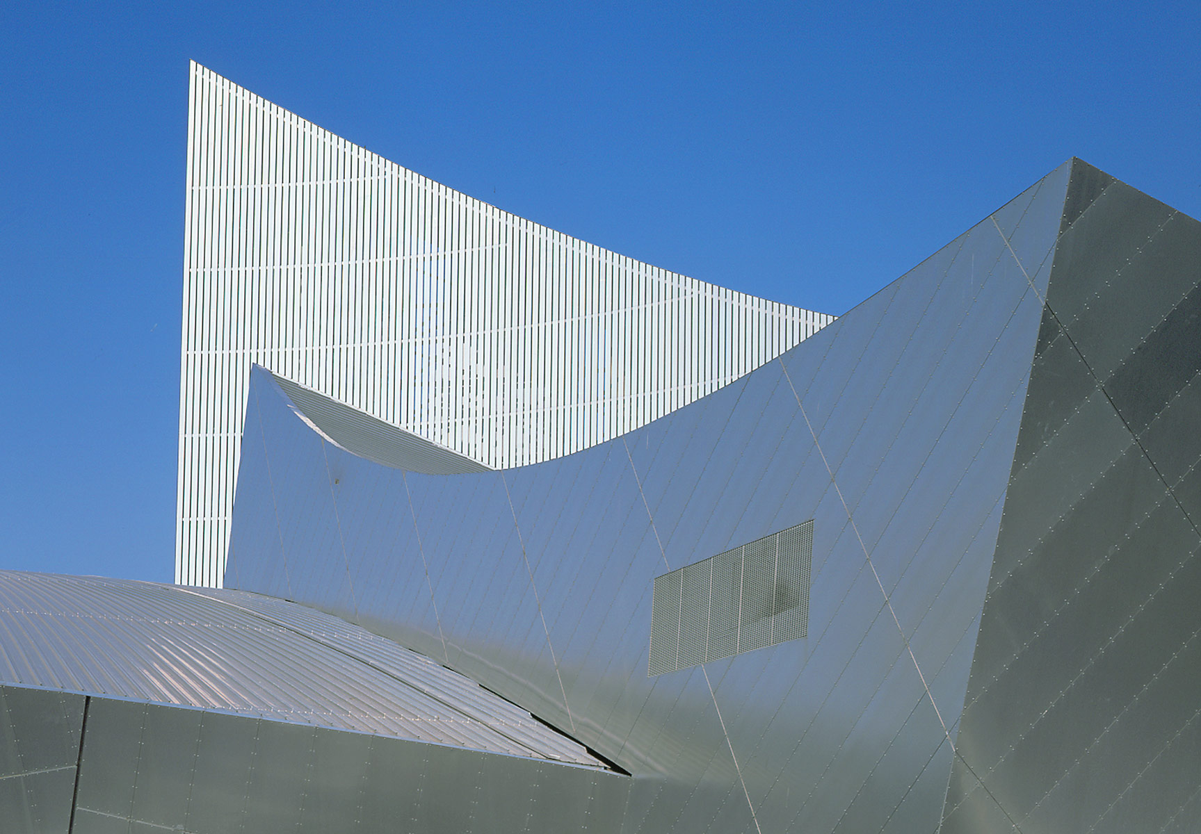 Imperial War Museum North, Trafford, Gtr Manchester by Daniel Libeskind