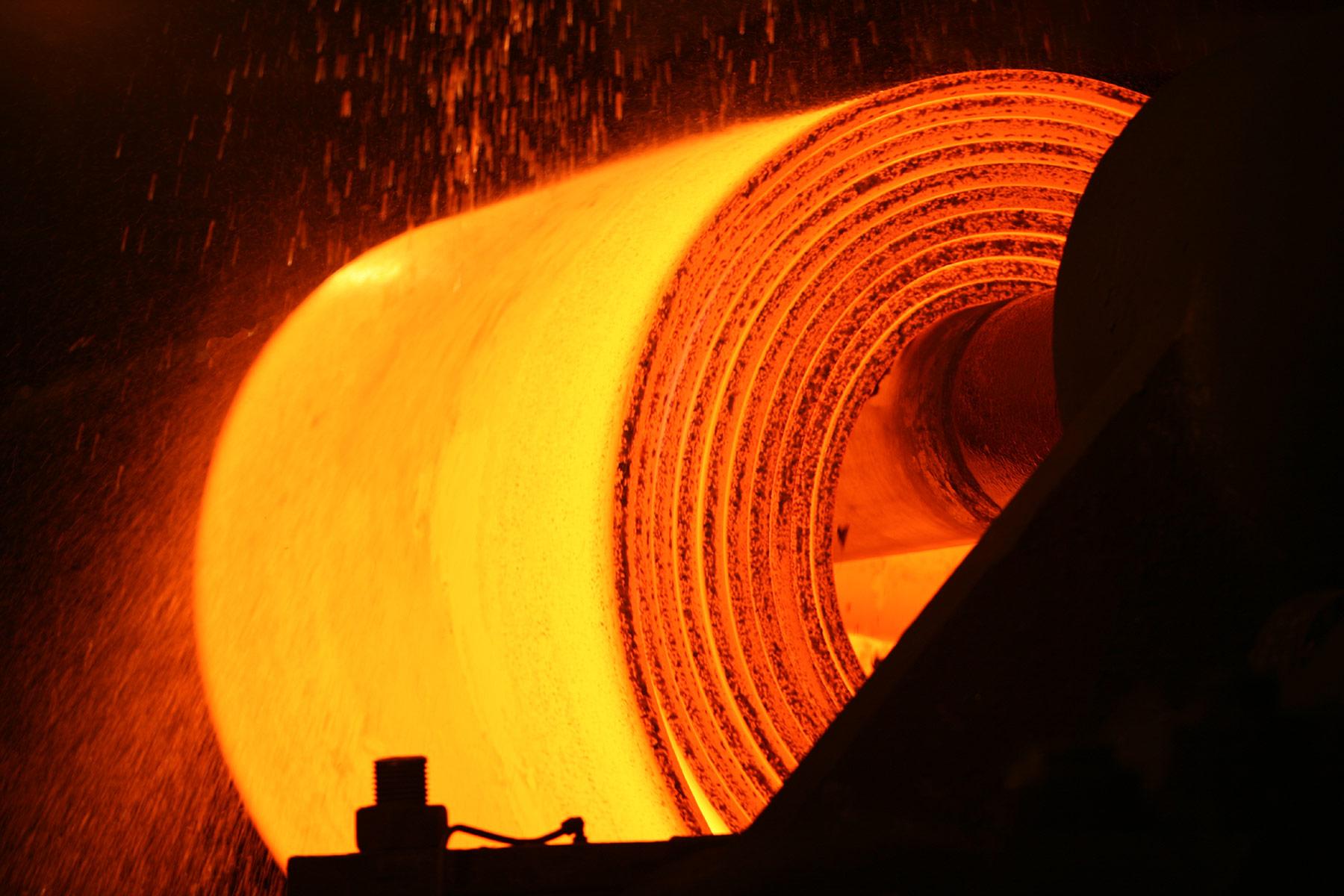 Corus / Tata Steel Europe Rolling Hot Mill / Push4