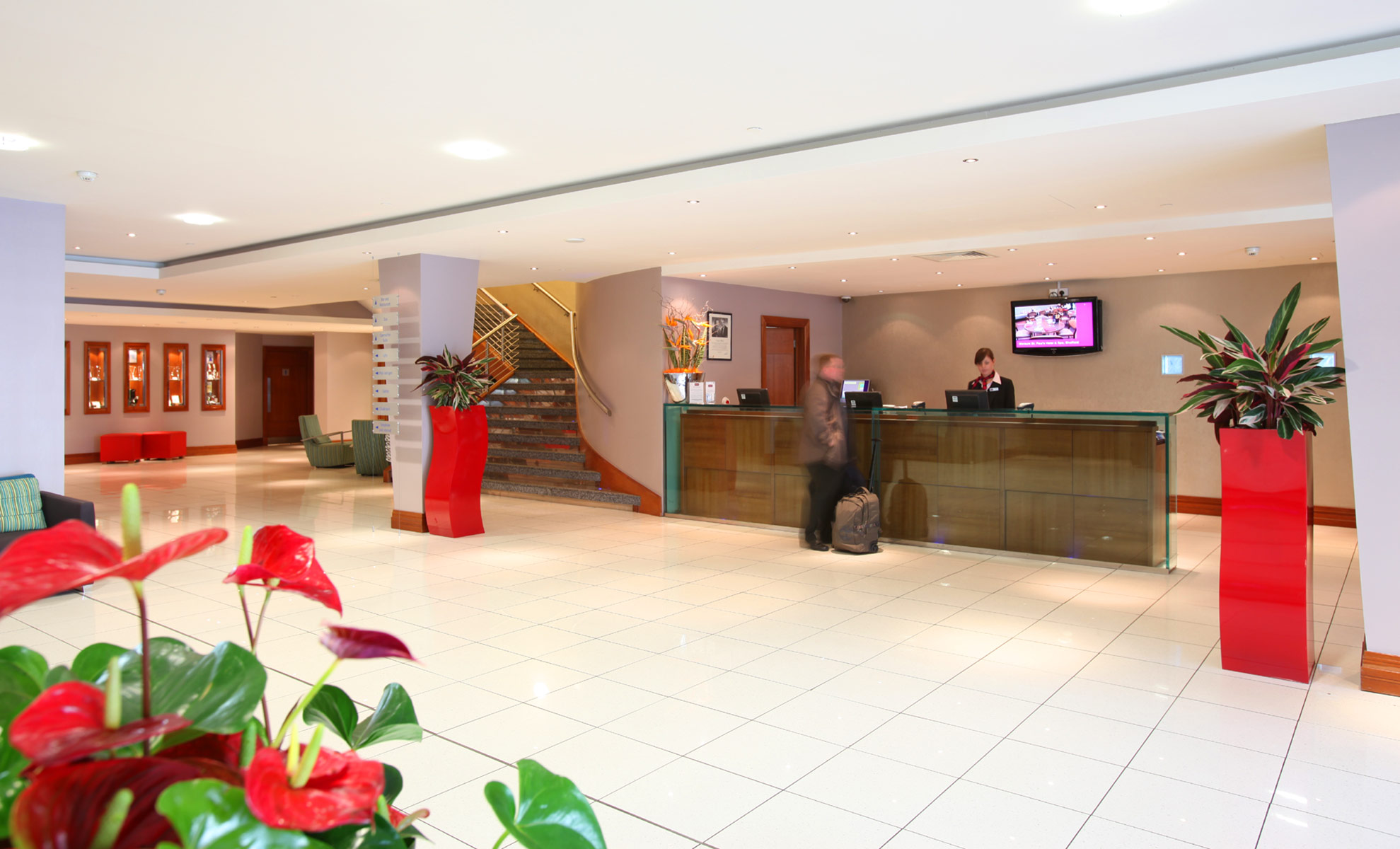 Mercure Holland House Reception / Accor Hotels