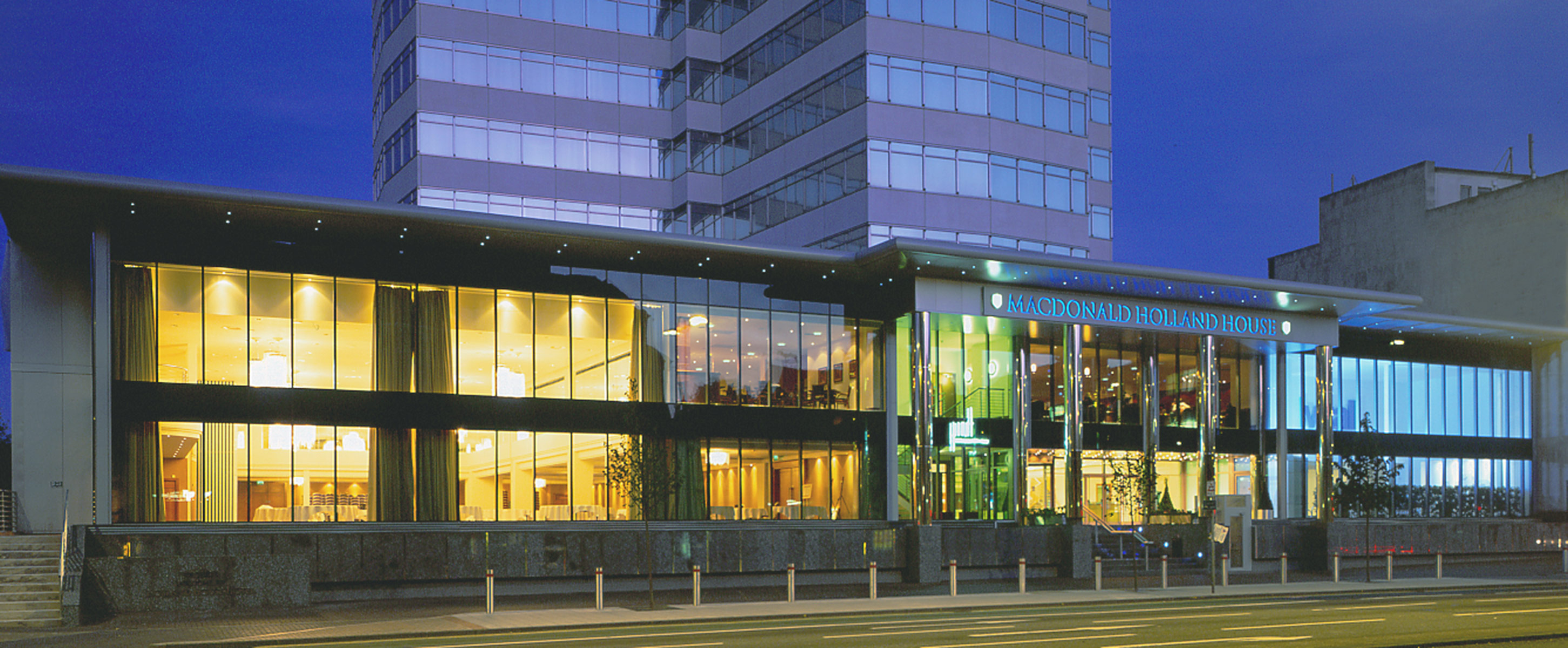 Novotel Newcastle / Accor Hotels