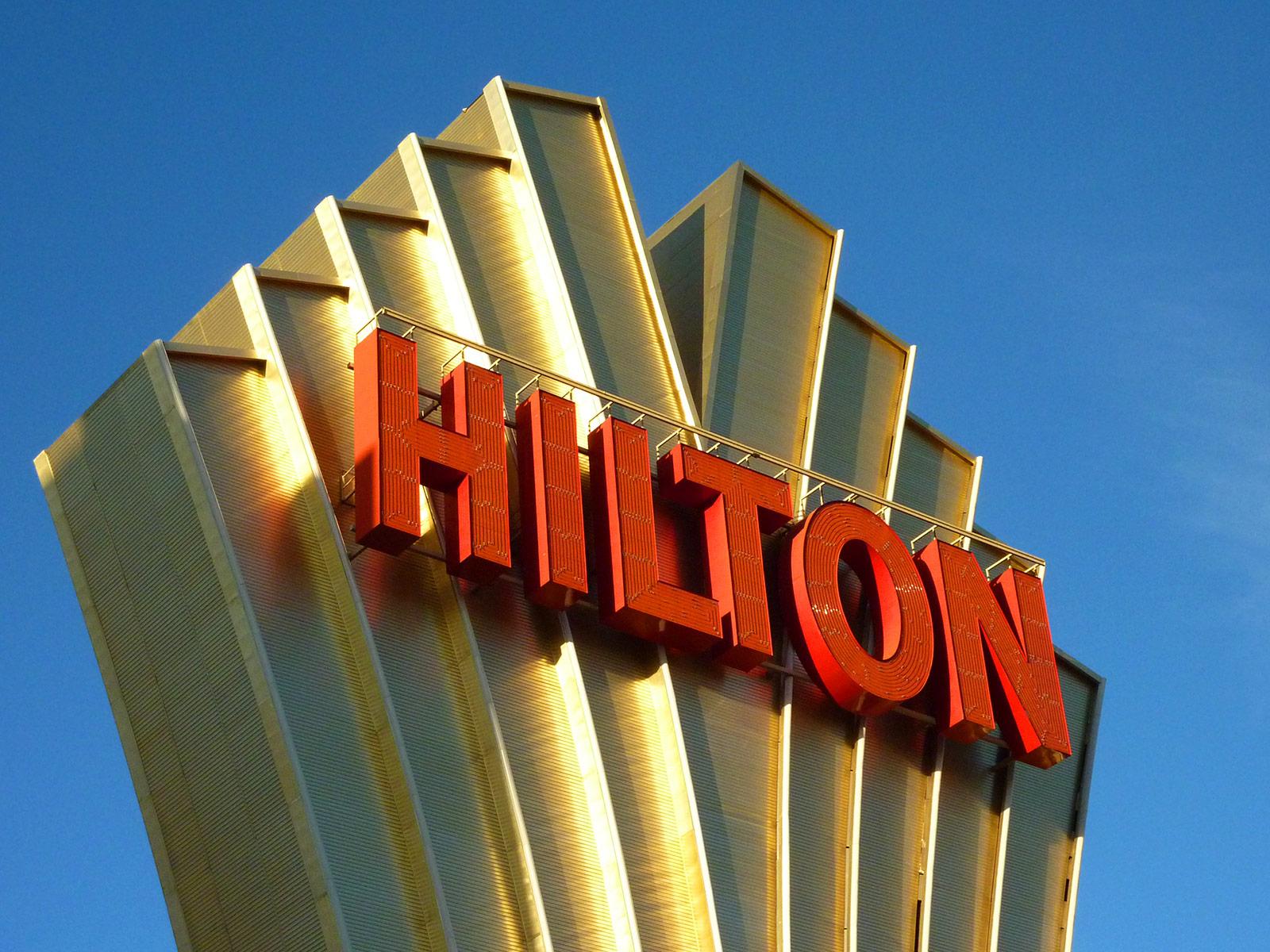 Hilton Hotel, Las Vegas, Nevada